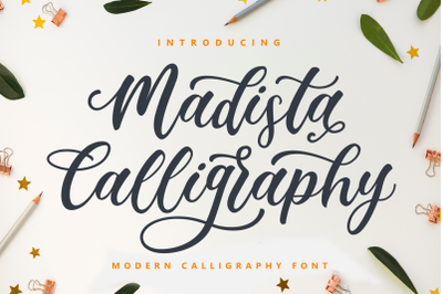 Madista Calligraphy