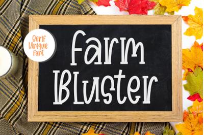 Farm Bluster