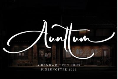 Aunttum
