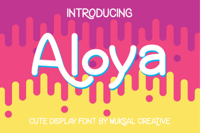 Aloya