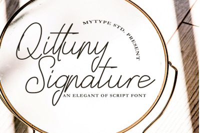 Qittuny Signature