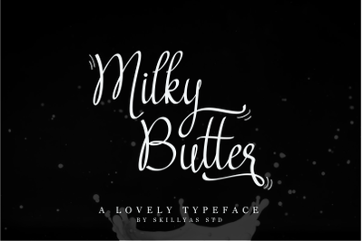 Milky Butter