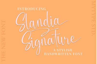 Slandia Signature