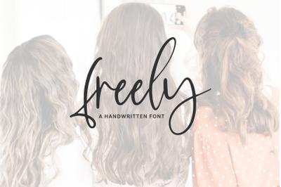 Freely Script