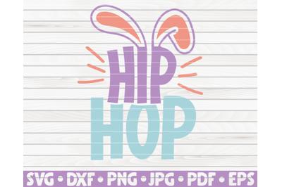 Hip hop SVG | Easter design