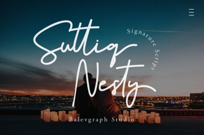 Sutiq Nesty Signature Script