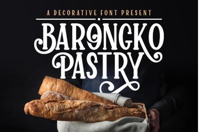 Barongko Pastry
