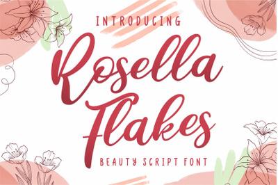 Rosella Flakes