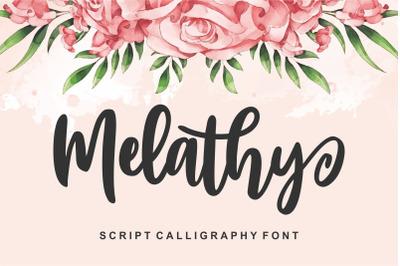 Melathy