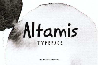 Altamis Font