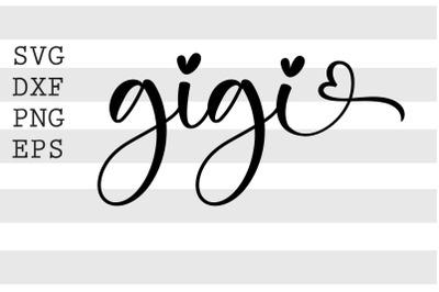 Gigi SVG