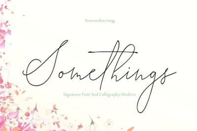 Somethings