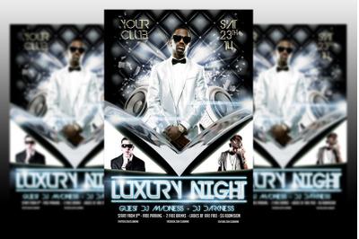 Luxury Night Party