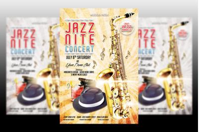 Jazz Nite Concert
