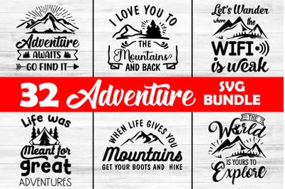 Adventure Quotes SVG bundle, Adventure svg cut file