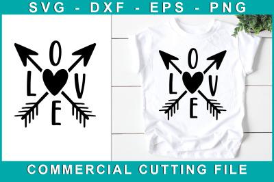 Love, T-shirt Design