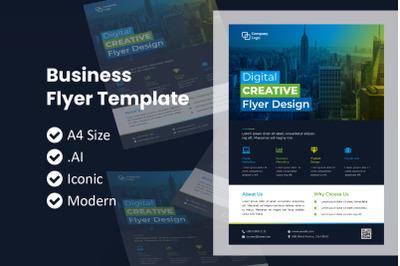 Business Creative Brochure Template