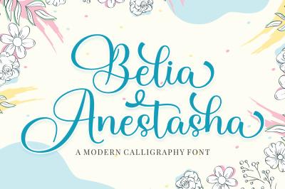Belia Anestasha