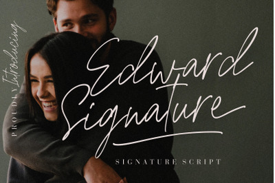 Edward Signature Script
