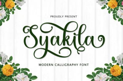 Syakila Script