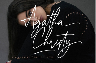 Agatha Christy Signature Collection