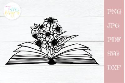Book svg, Book lover svg, Nerd svg, Reading svg