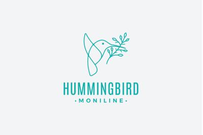 Bird monoline logo