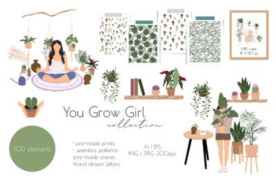 You Grow Girl collection