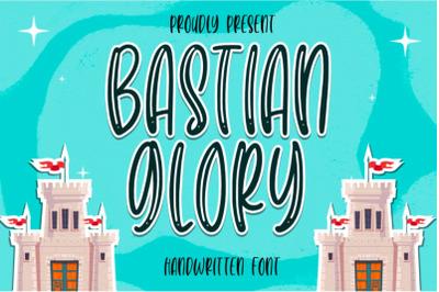 Bastian Glory Font