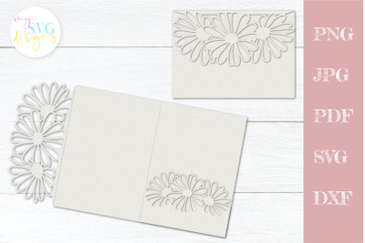 Wedding invitation svg, wedding template svg