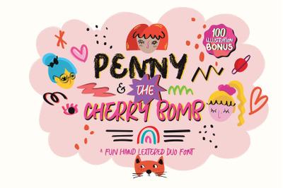 Penny & The Cherry Bomb