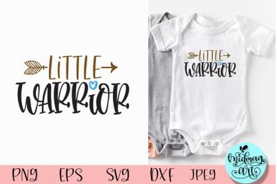 Mother of a little warrior svg, mom svg