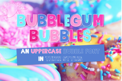 Bubblegum Bubbles