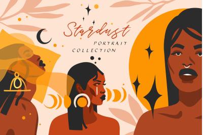 Stardust portrait collection