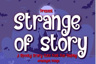 Strange of Story