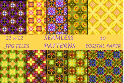 Geometric Digital Papers