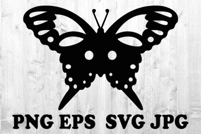 Butterfly svg files for cricut, Cute butterfly silhouette