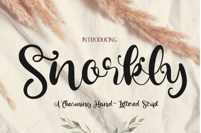 Snorkly