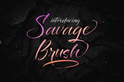 Savage Brush