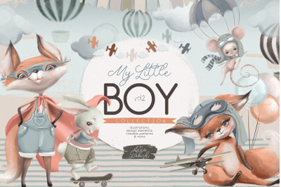 My Little Boy Collection Vol. 2