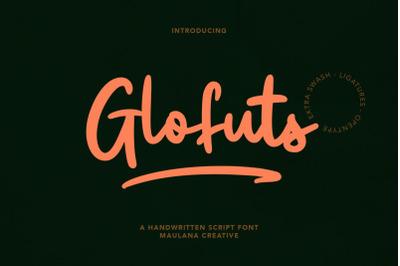 Glofuts Handwritten Script Font