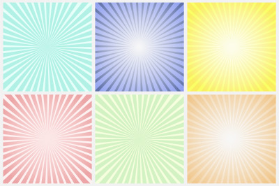 Art colorful striped backgrounds