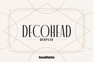 Decohead Display