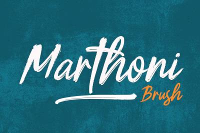 Marthoni Brush