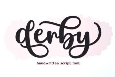 Derby Script