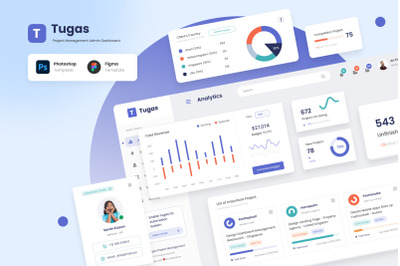 Tugas - Project Management Admin