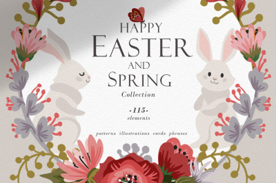 Happy Easter and Spring