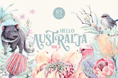 HELLO AUSTRALIA VOL. 2