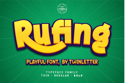 Rufing