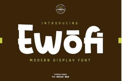 Ewofi